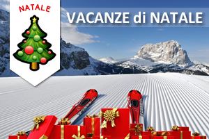 Offerte Natale sulla neve