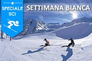 Offerte Settimana Bianca in Italia