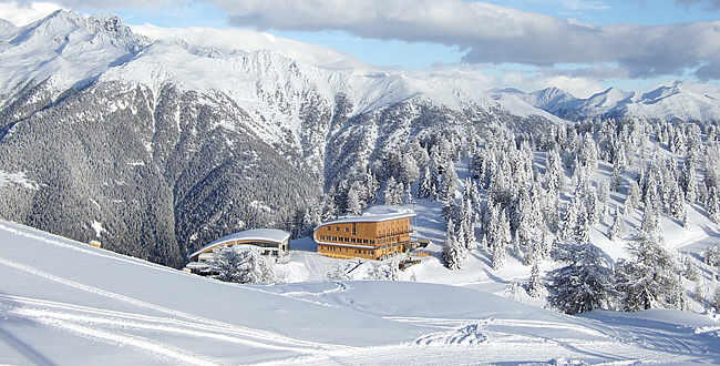 Val di Sole in inverno