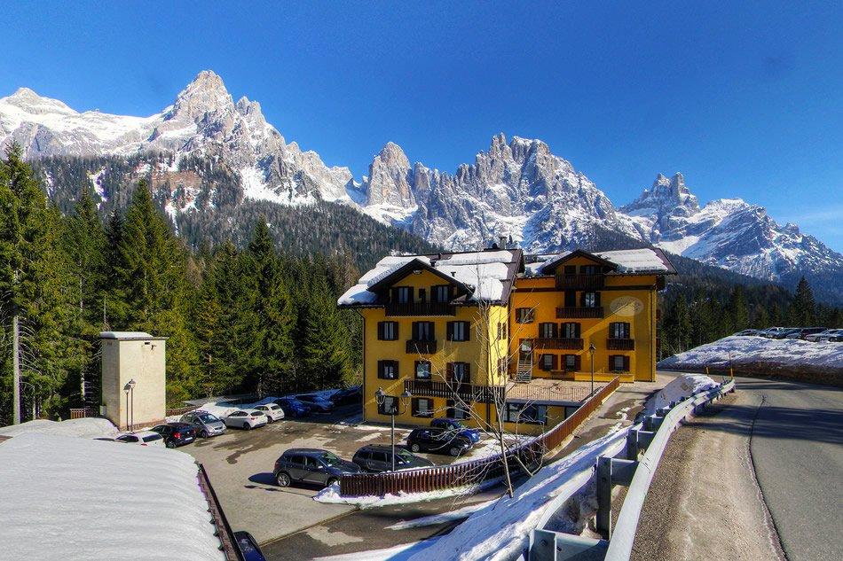 G.H. Hotel Fratazza (blu) San Martino di Castrozza