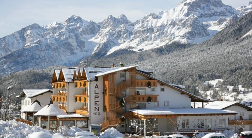 Hotel Alpen Andalo Andalo