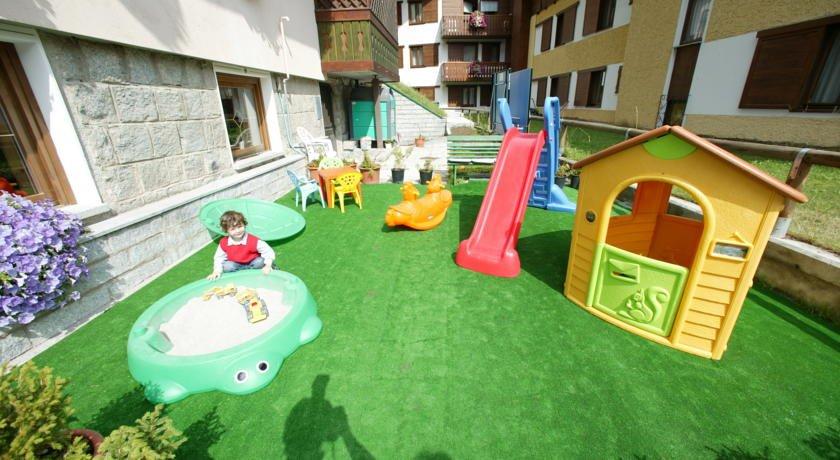 Alpen Hotel Vidi - Area giochi