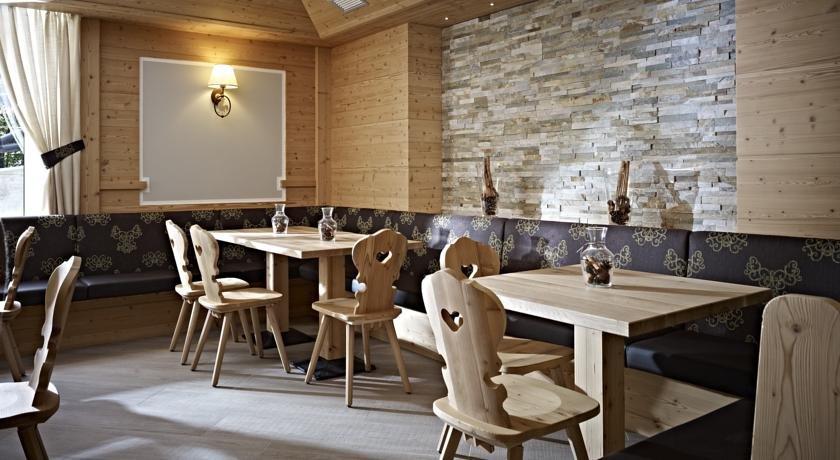 Alpenresort Belvedere SPA - Sala colazione