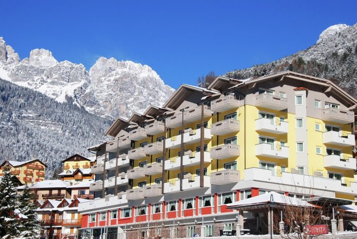 Alpenresort Belvedere SPA - La struttura