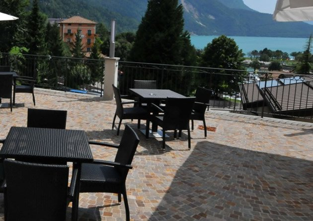 Alpenresort Belvedere SPA - Terrazza