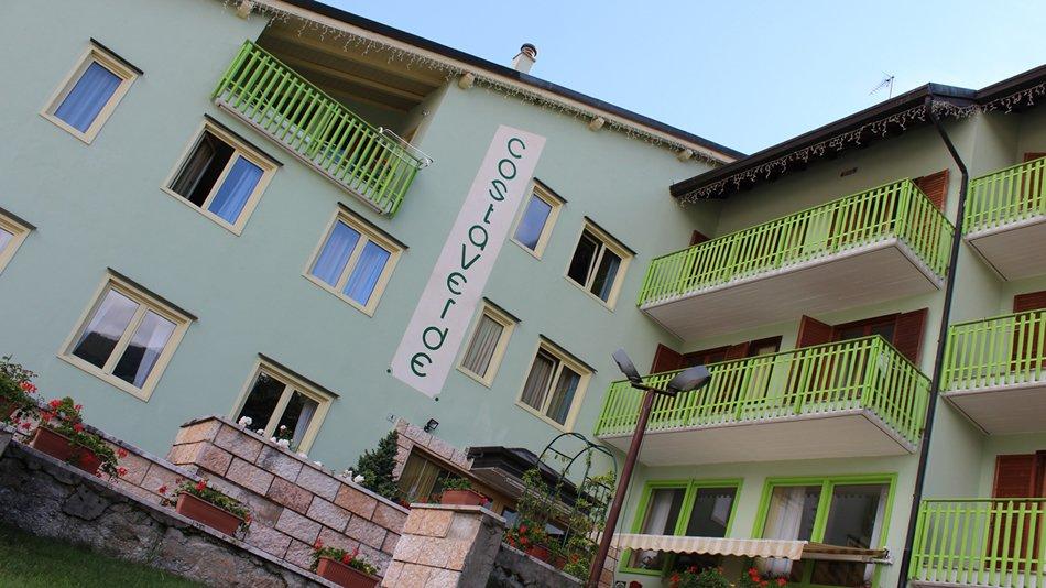 Club Hotel Costaverde Ai Roni Andalo