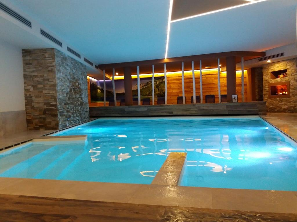 Gaia Wellness Residence Hotel - Piscina coperta