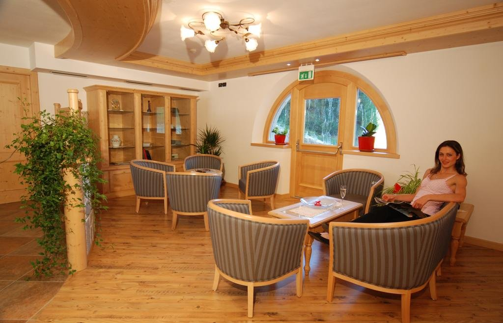 Gaia Wellness Residence Hotel - Spazi interni