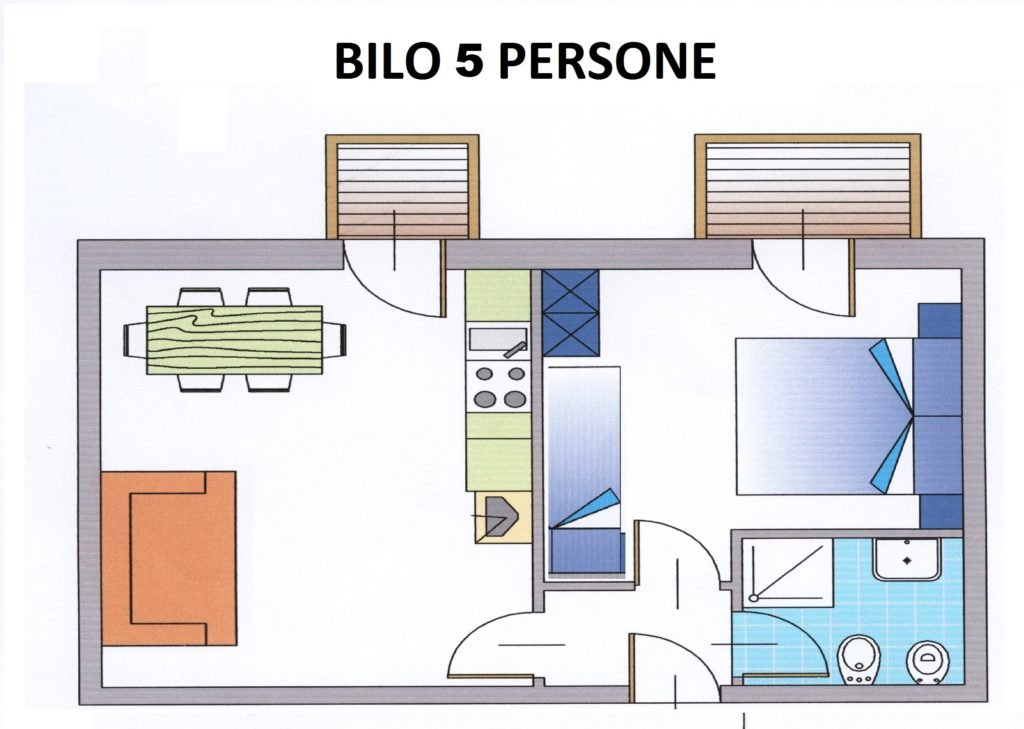 Gaia Wellness Residence Hotel - Suite Bilo 5