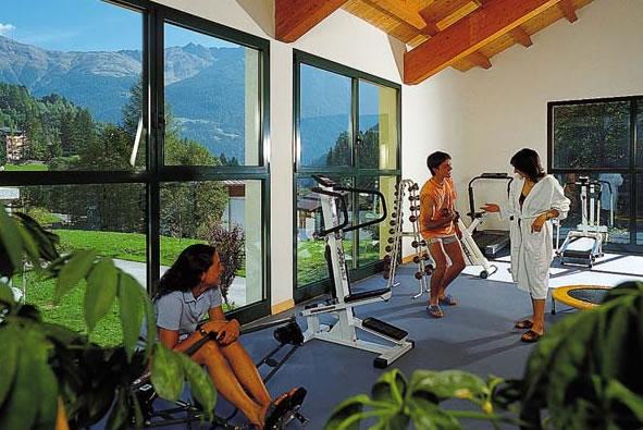 Gaia Wellness Residence Hotel - Centro Fitness