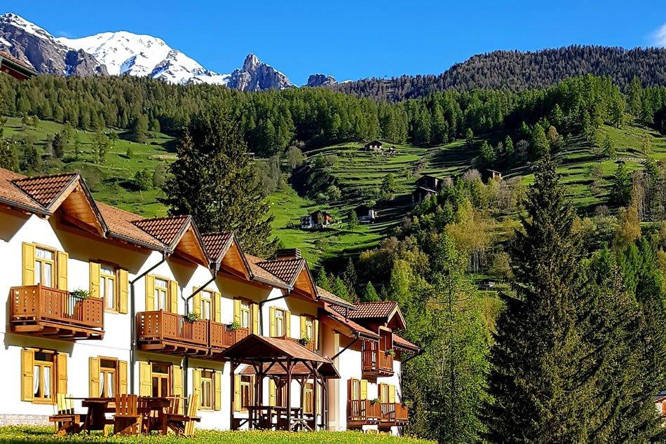 Hotel Aurora (Peio Fonti) Peio Fonti