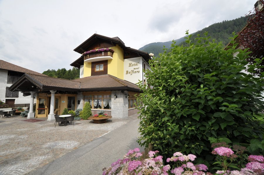 Hotel Belfiore - Esterno struttura