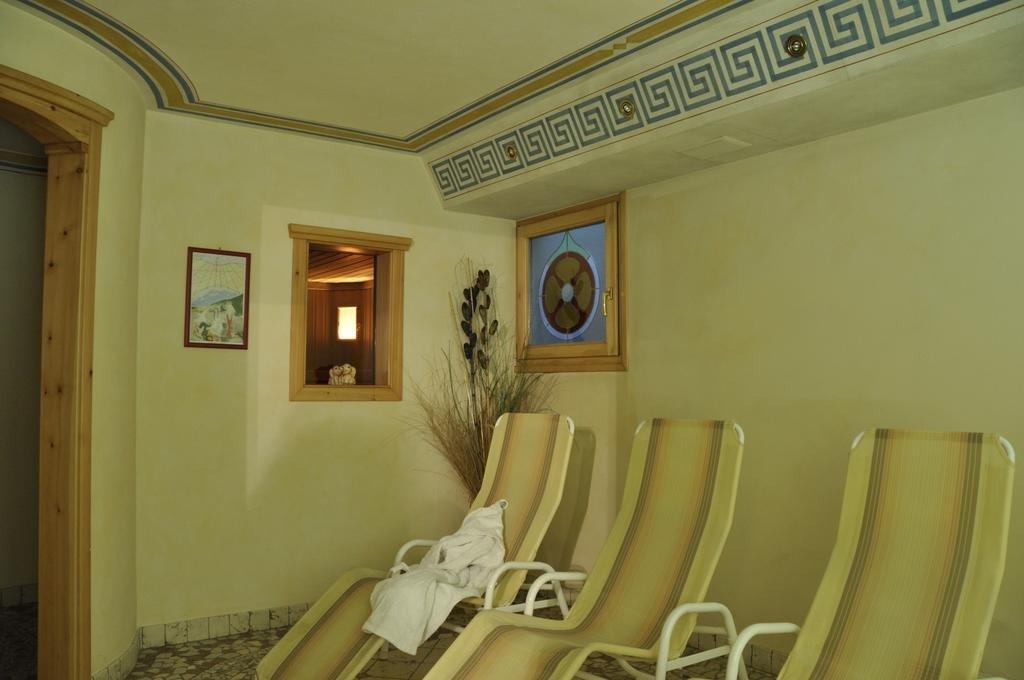 Hotel Belfiore - Area relax