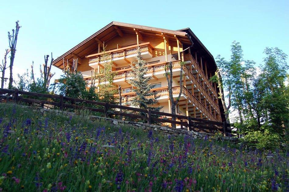 Hotel Crescenzia - Esterno struttura