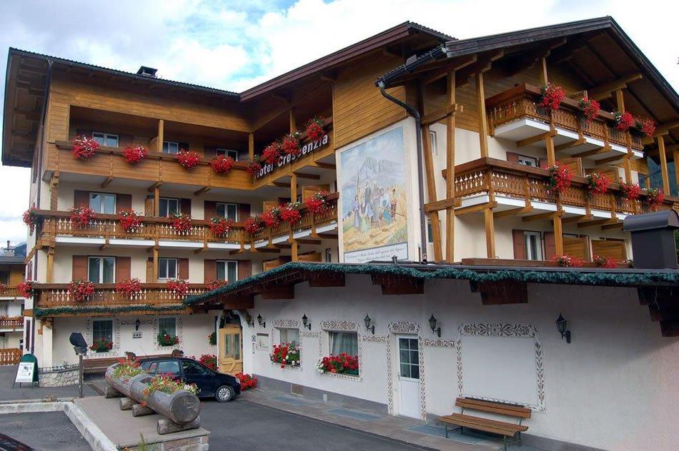 Hotel Crescenzia Vigo di Fassa
