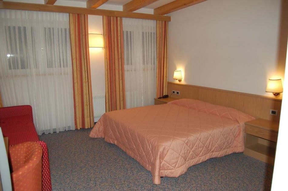 Hotel Crescenzia - Una camera