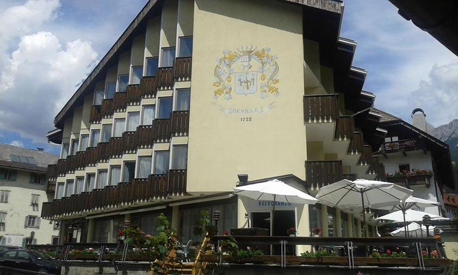 Hotel Moena - La struttura