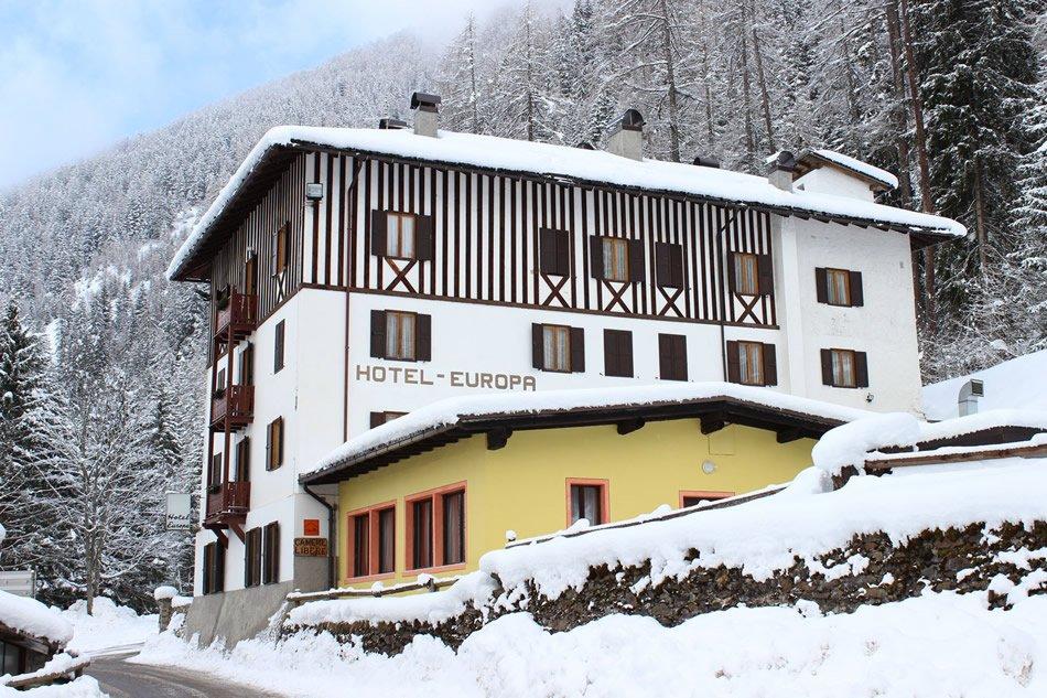 Hotel Europa (Peio Fonti) Peio Fonti