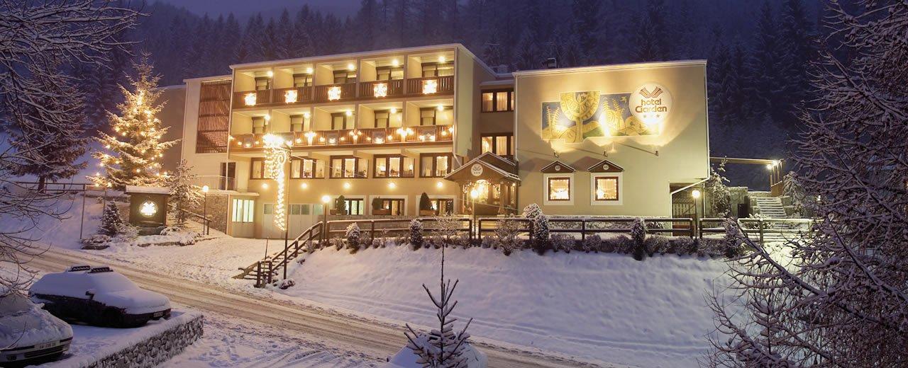 Hotel Garden (loc. Marilleva 900) Mezzana Marilleva