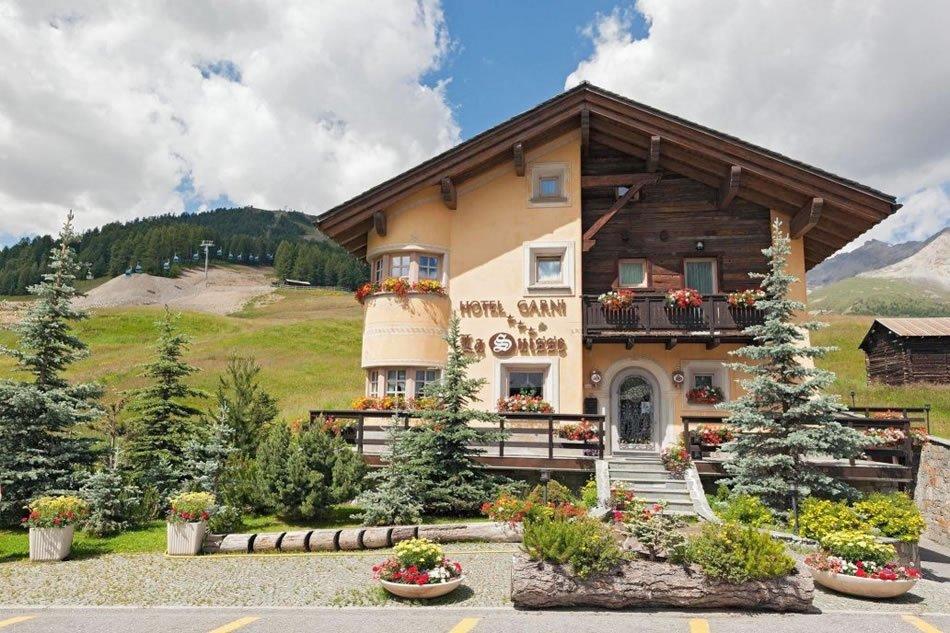 Hotel La Suisse Livigno