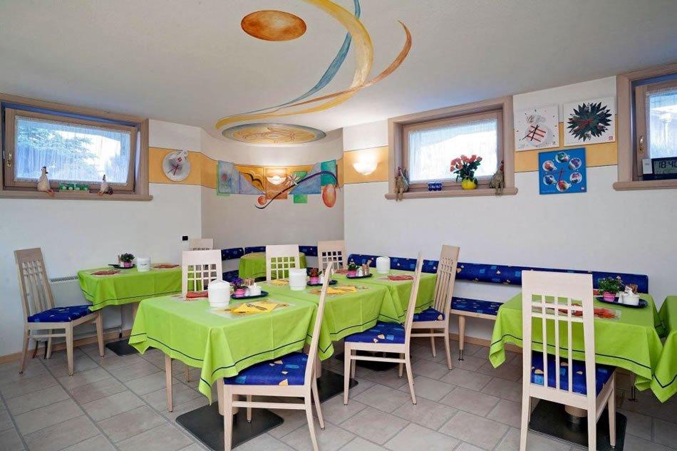 Hotel La Suisse - Sala colazione