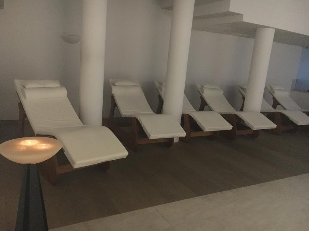 Hotel Garnì Enrosadira - Area relax