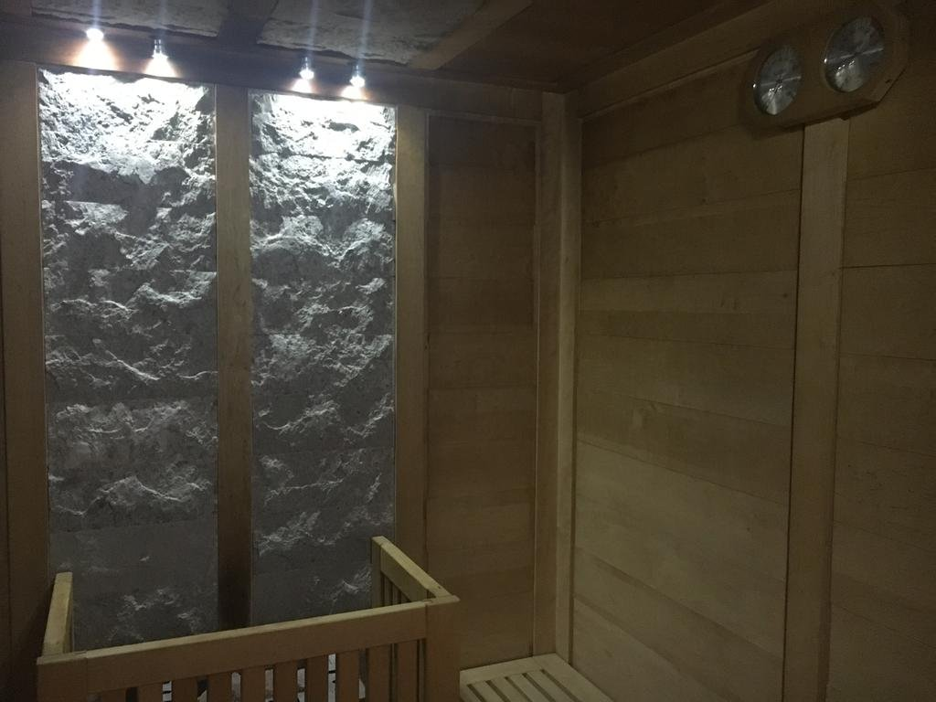 Hotel Garnì Enrosadira - Sauna