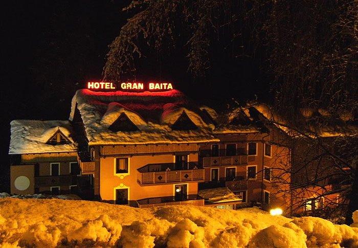 Hotel Gran Baita - Esterno struttura