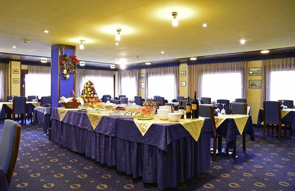 Hotel Gran Baita - Ristorante