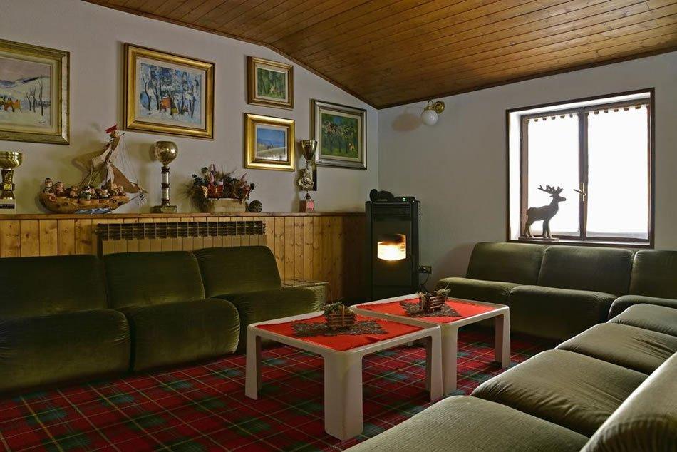 Hotel Gran Baita - Area relax