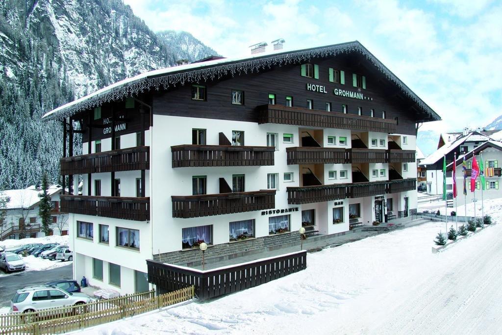 Hotel Grohmann (blu) Campitello di Fassa