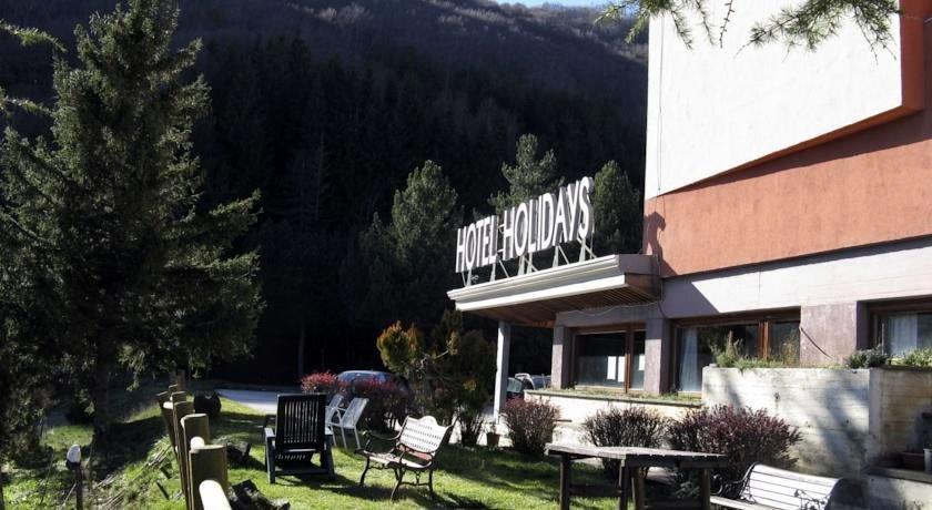 Hotel Holidays - Esterno struttura