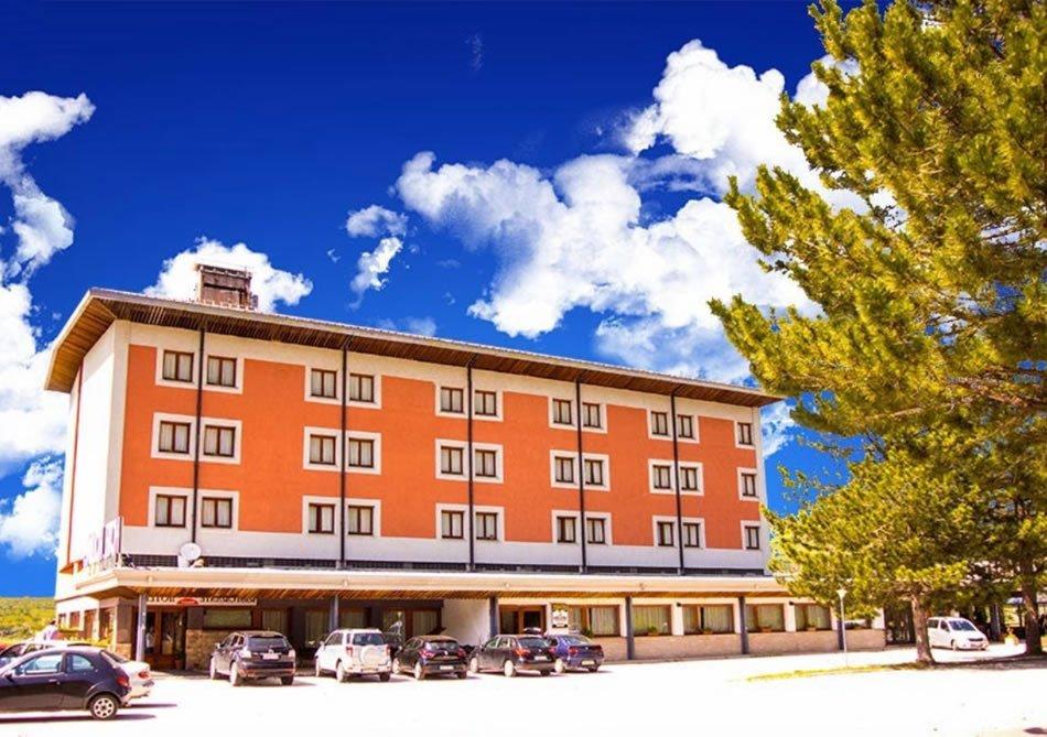 Hotel Holidays - La struttura