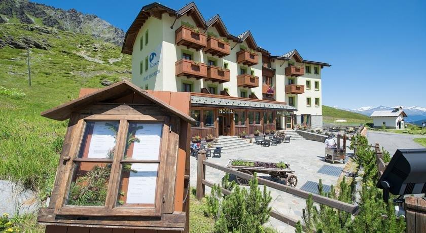 Hotel Interalpen Livigno