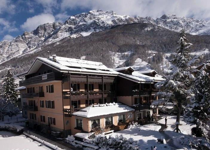 Hotel La Genzianella - La struttura