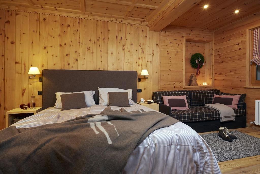 Hotel La Genzianella - Una camera