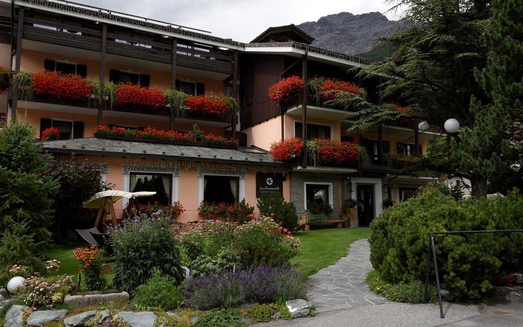 Hotel La Genzianella - Esterno struttura