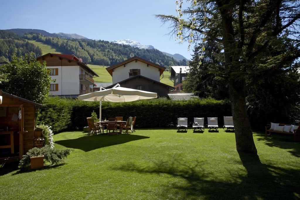 Hotel La Genzianella - Spazi esterni
