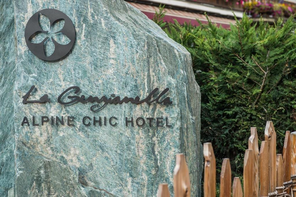 Hotel La Genzianella - Particolare