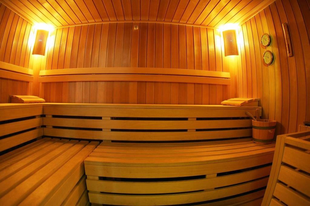 Hotel La Genzianella - Sauna