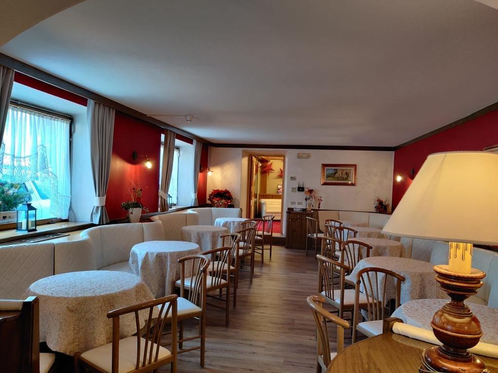 Hotel Laurino - Spazi interni