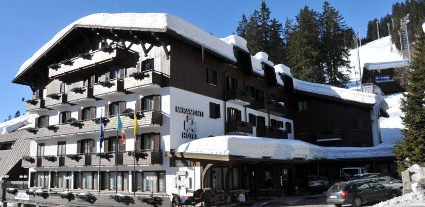 Elenco Hotel  Stelle Madonna Di Campiglio