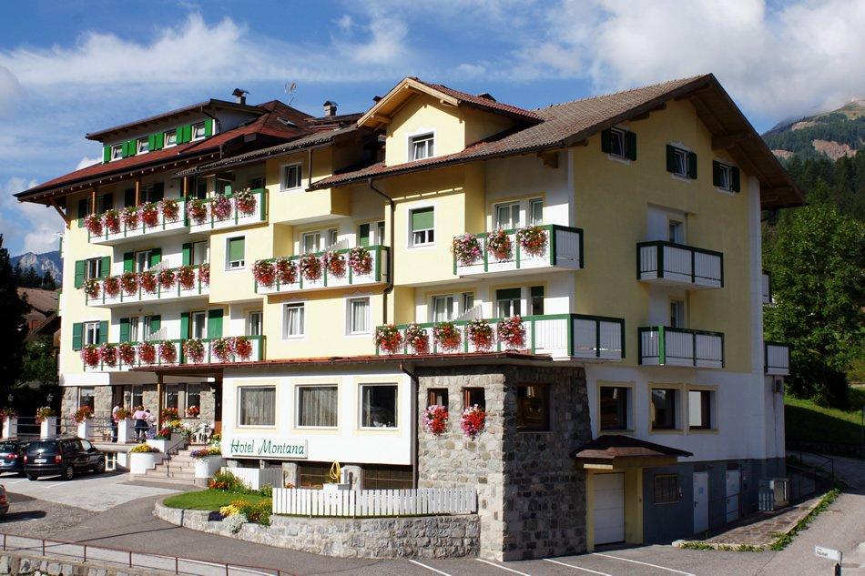 Hotel Montana (Pozza) Pozza di Fassa