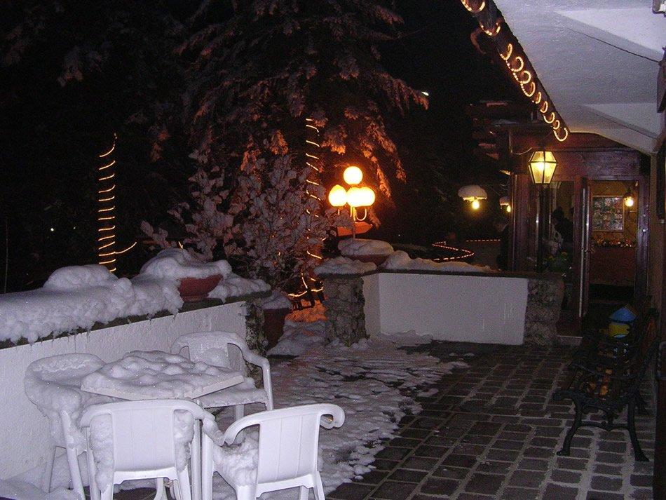Hotel Orso Bianco - Esterno struttura