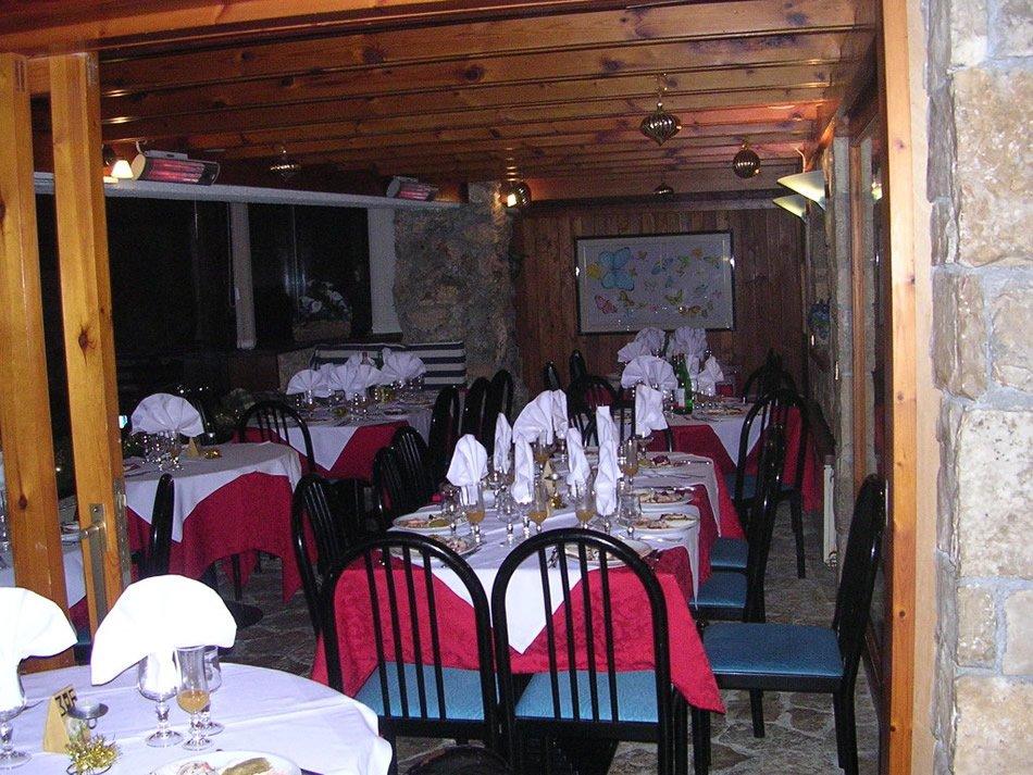 Hotel Orso Bianco - Ristorante