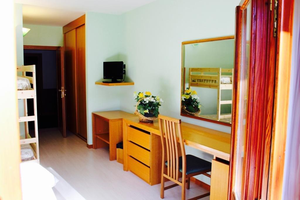 Hotel Orso Bianco - Una camera