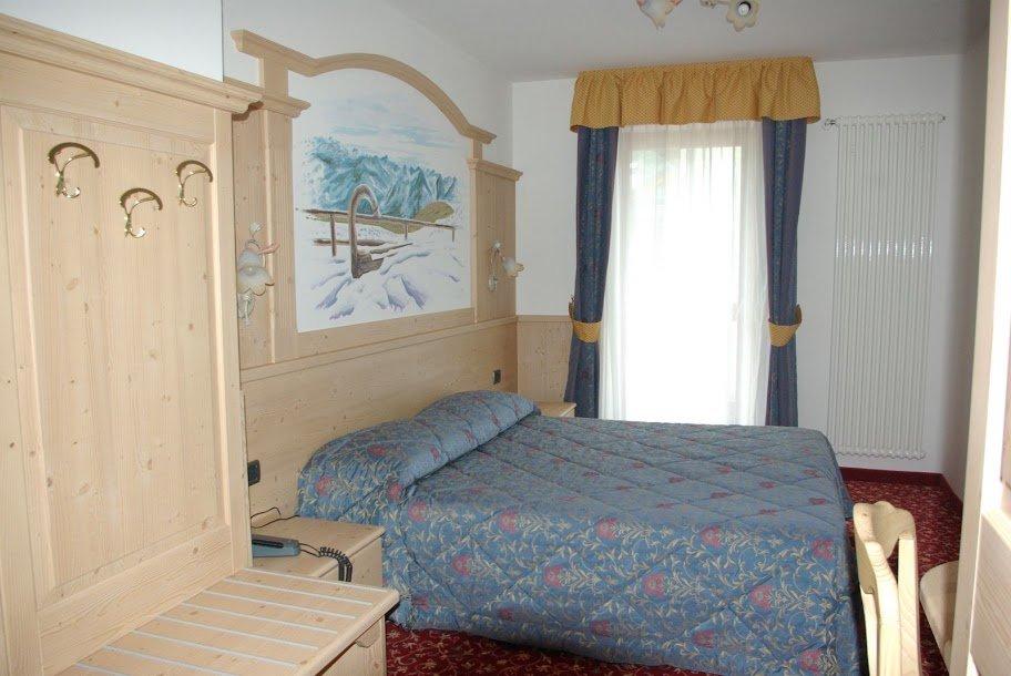 Hotel Ortles - Una camera