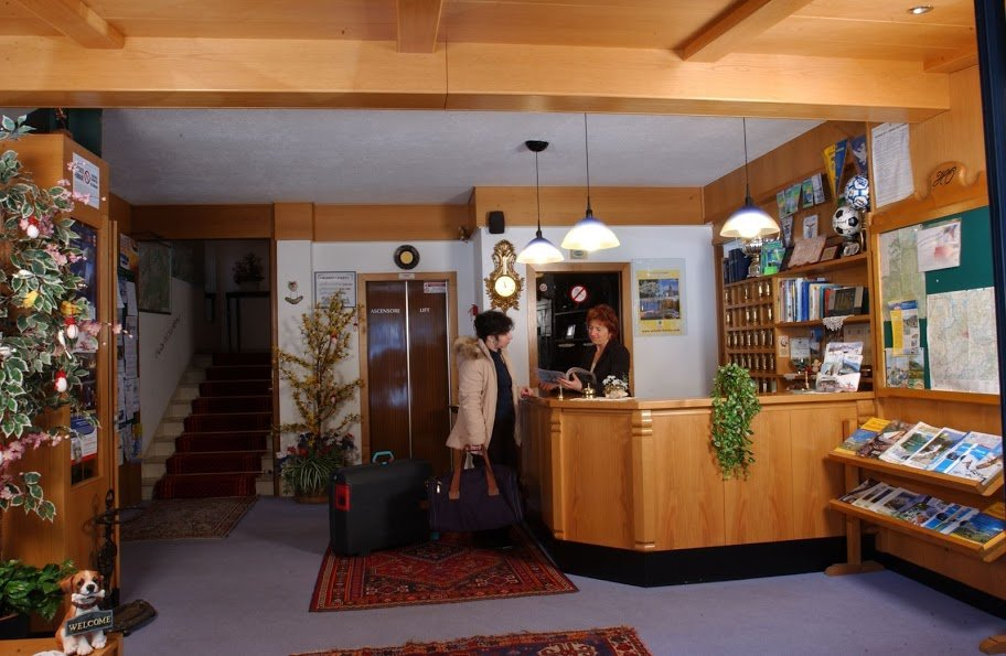 Hotel Ortles - Hall