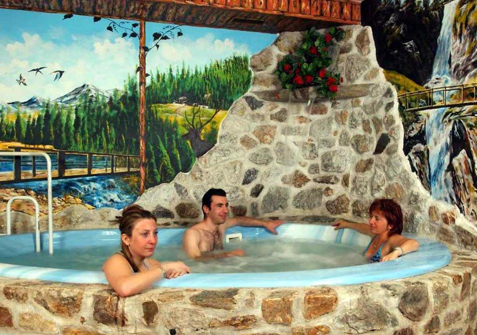 Hotel Ortles - Vasca idromassaggio