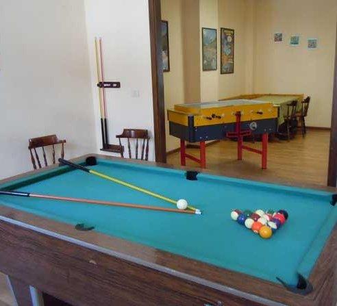 Hotel Pejo - Sala giochi
